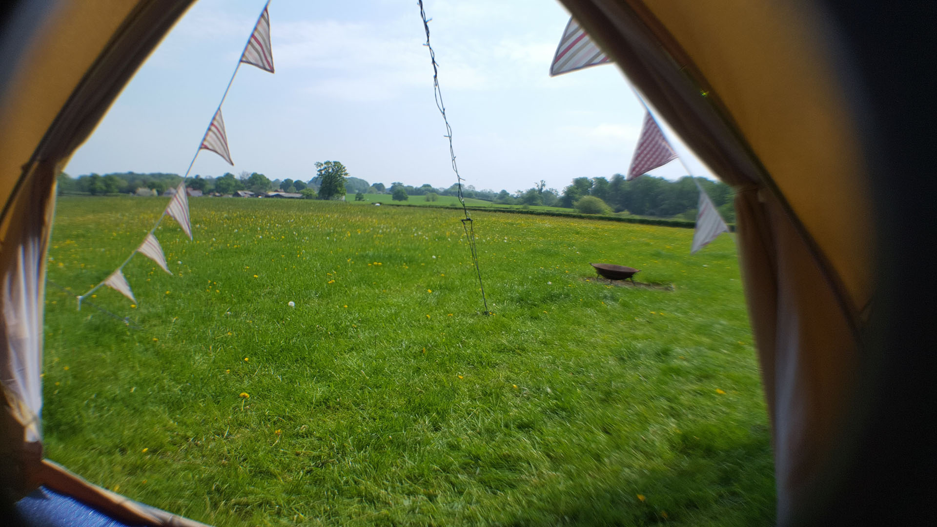 view-from-bell-tent-parsonage-farm-campsite