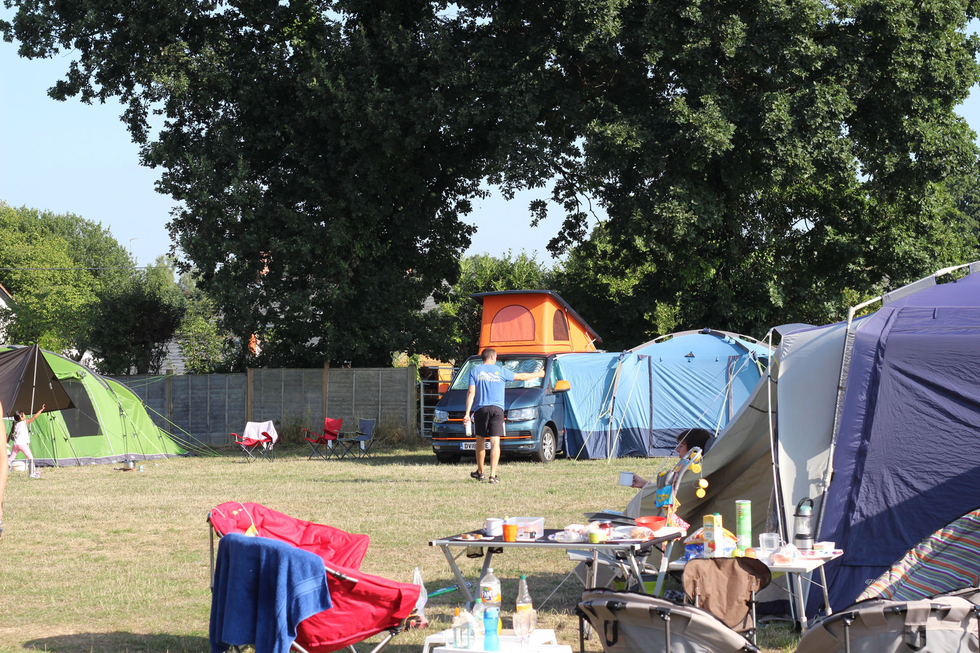 Meadow View campsite