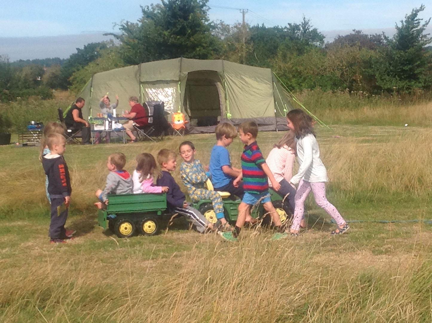Dot's Camping