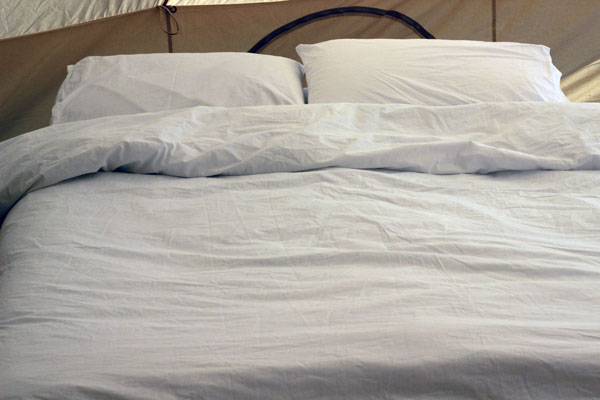 Double bedding pack